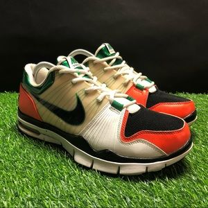Nike Miami Canes Football Sneakers